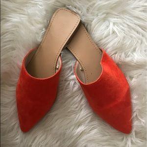 Forever 21 Loafer Sandals